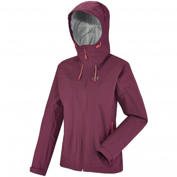 Women MILLET LD FITZ ROY 2.5L JKT Red Outlet Store