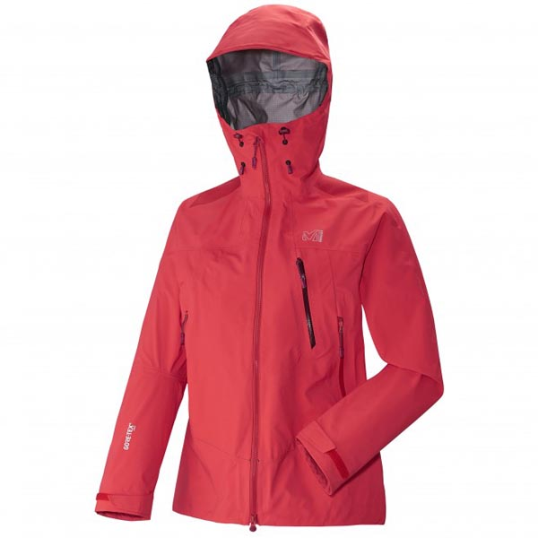 MILLET Mountaineering - Women's Jacket - Red On Sale