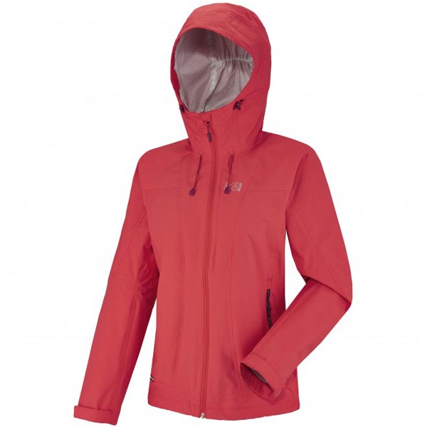 MILLET TREKKING - WOMEN'S JACKET - RED On Sale