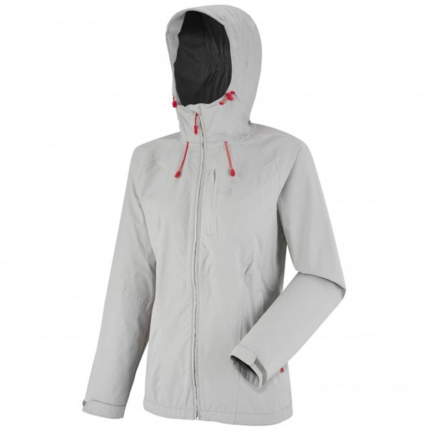 MILLET Trekking - Women\'s Jacket - Grey On Sale