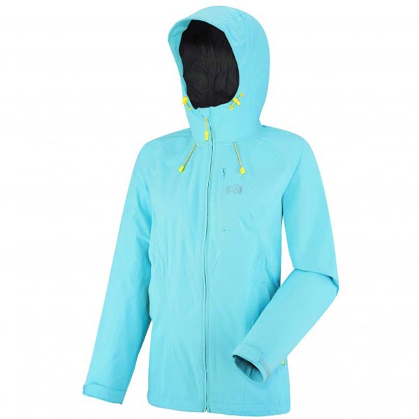 MILLET Women LD MEADE PEAK STRETCH 2,5L JKT Blue Outlet Online