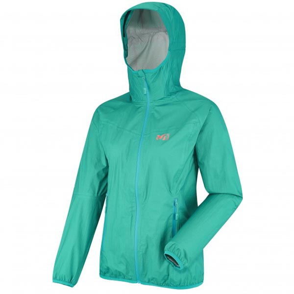 Cheap MILLET LD LTK RUSH 2,5LS JKT Women Green Online