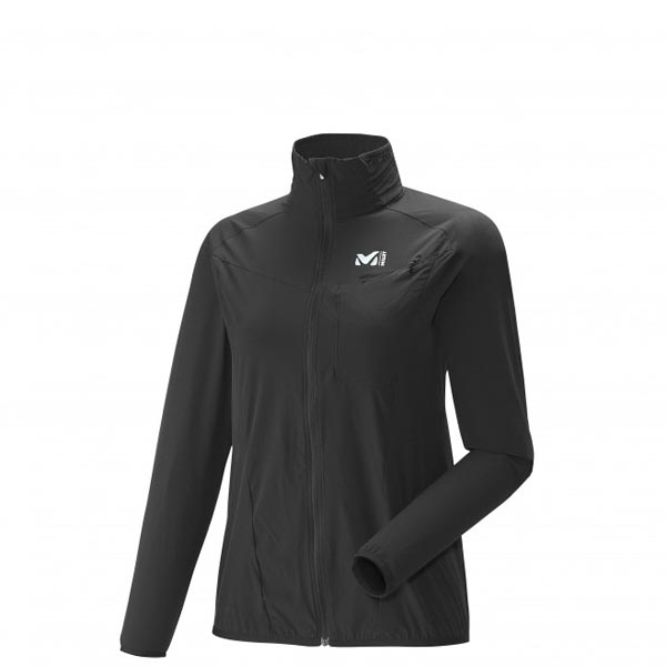 MILLET trail running - Women's Jacket - Black On Sale