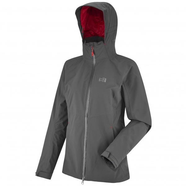 MILLET Women LD HIGHLAND 2L JKT Grey Outlet Online