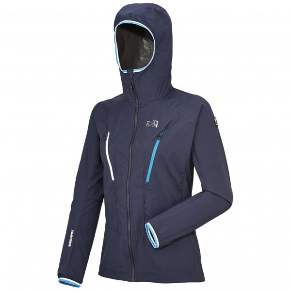 MILLET Women LD TRILOGY WDS ACTIVE JKT blue Outlet Online