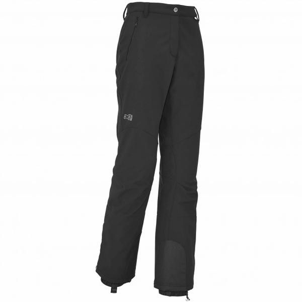 MILLET women's black trekking pant On Sale
