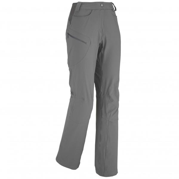 Women MILLET LD TREKKER STRETCH PANT Grey Outlet Store