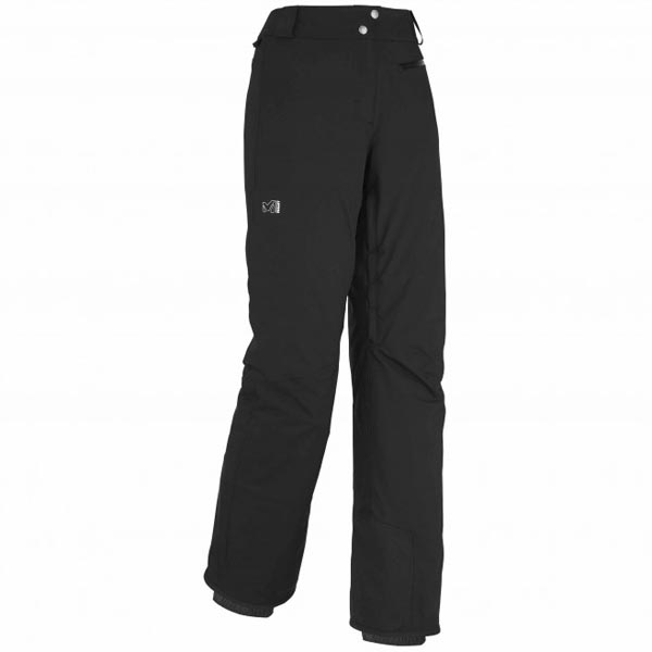 Women MILLET LD BIG WHITE STRETCH PANT black Outlet Store