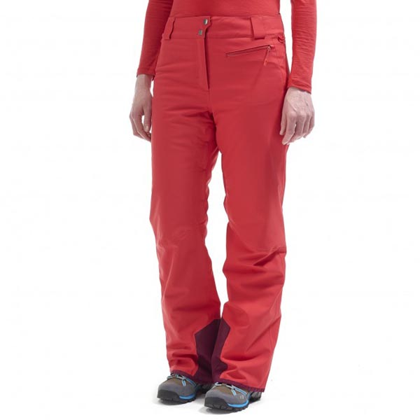 MILLET women\'s red ski pant On Sale