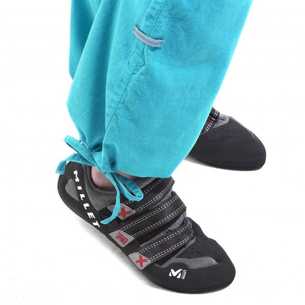 MILLET turquoise climbing trousers for women On Sale