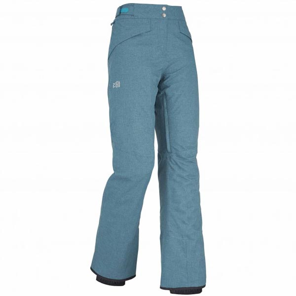 Women MILLET LD CYPRESS MOUNTAIN PANT BLUE Outlet Store