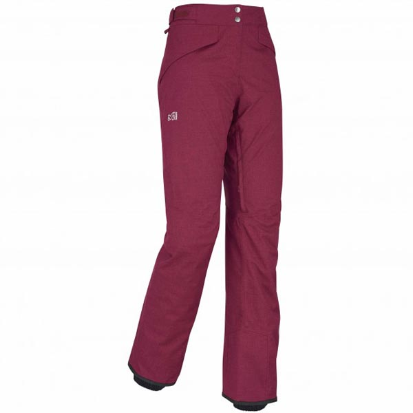 Women MILLET LD CYPRESS MOUNTAIN PANT red Outlet Store