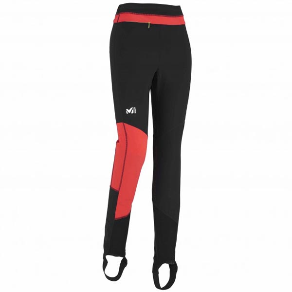 Women MILLET LD TOURING INTENSE PANT BLACK Outlet Store