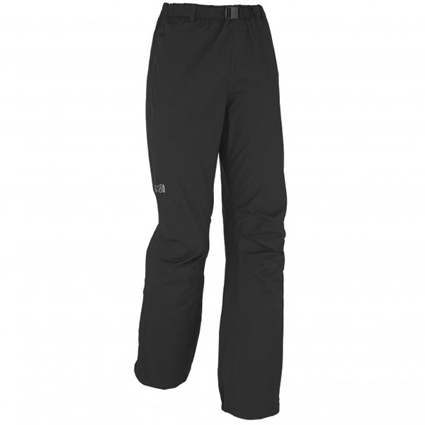 Women MILLET LD FITZ ROY 2.5L PANT black Outlet Store
