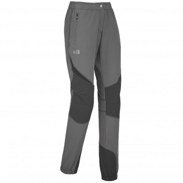 MILLET MOUNTAINEERING - WOMEN\'S PANT - GREY On Sale