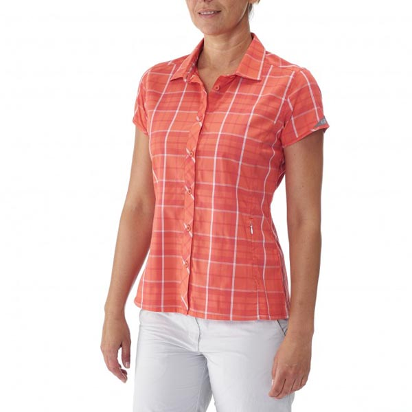 Cheap MILLET LD KINGS PEAK WOOL SS SHIRT Women Rose Online