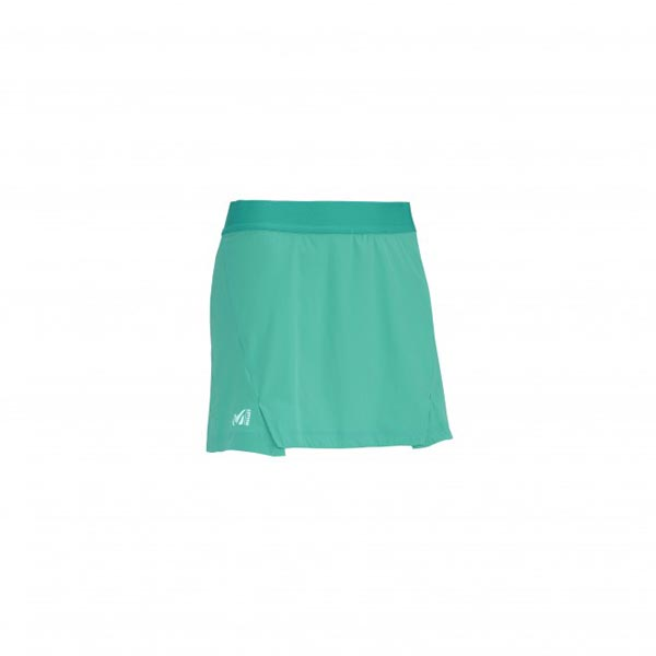 MILLET TRAIL RUNNING - WOMEN\'S SHORT - GREEN On Sale