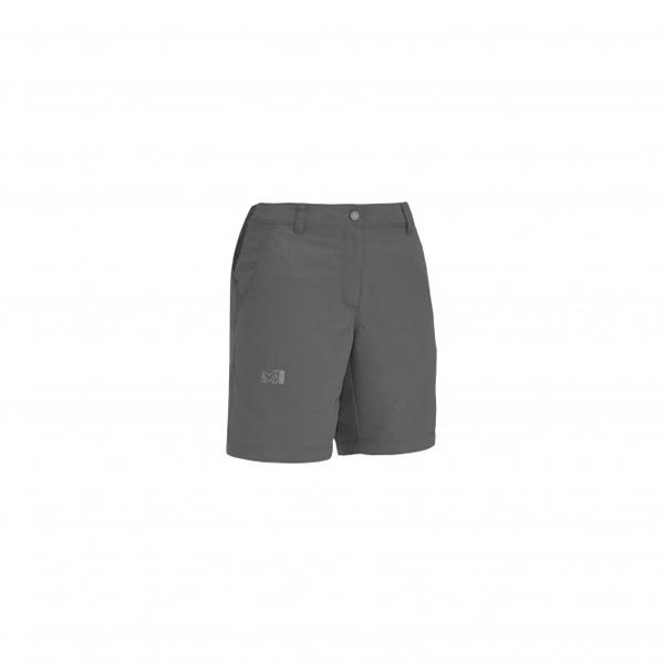 Women MILLET LD MOUNT CLEVELAND LONG SHORT Grey Outlet Store