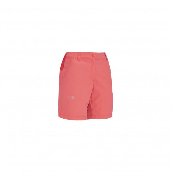 Women MILLET LD MOUNT CLEVELAND LONG SHORT Red Outlet Store