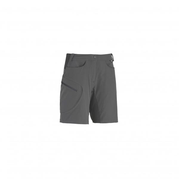 Women MILLET LD TREKKER STRETCH SHORT Grey Outlet Store