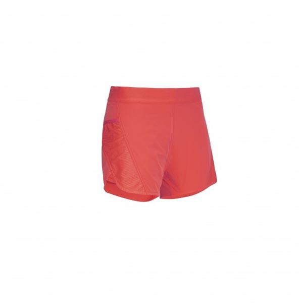 MILLET TRAIL RUNNING - WOMEN'S SHORT - RED On Sale
