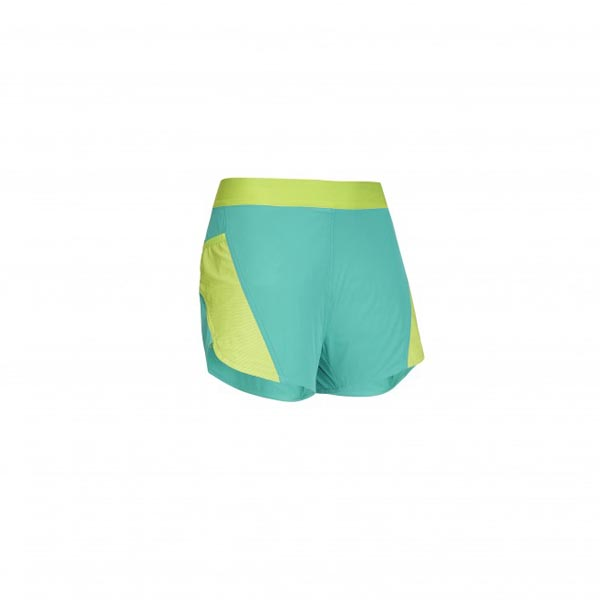 MILLET trail running - Women's Short - Green On Sale
