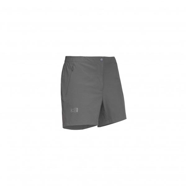Women MILLET LD RED MOUNTAIN STRETCH SHORT Grey Outlet Store