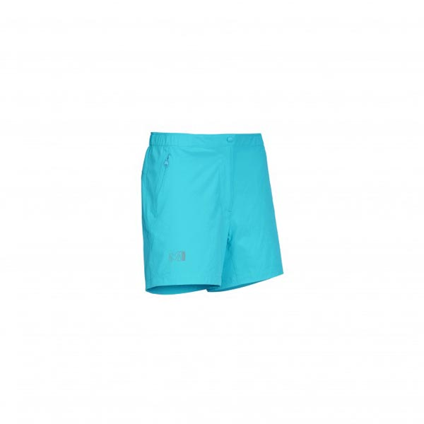 MILLET Trekking - Women's Short - Turquoise On Sale