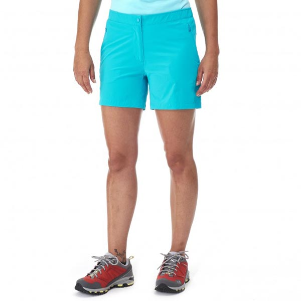 Women MILLET LD RED MOUNTAIN STRETCH SHORT Turquoise Outlet Store