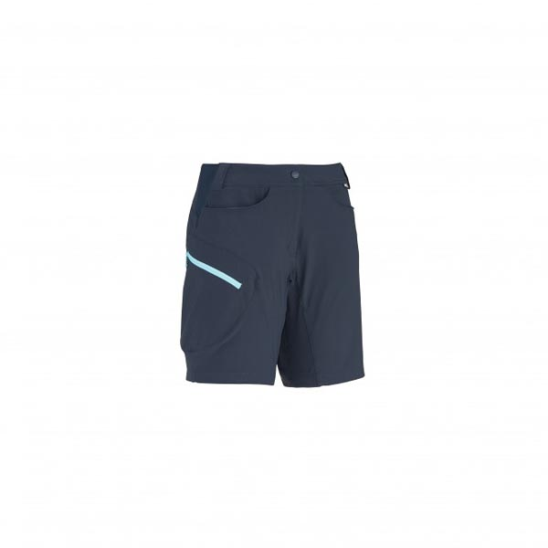 Women MILLET LD TREKKER STRETCH SHORT Blue Outlet Store