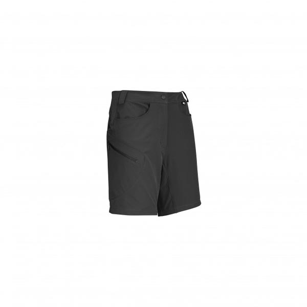 Women MILLET LD TREKKER STRETCH SHORT black Outlet Store