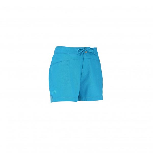 Women MILLET LD ROCK HEMP SHORT Turquoise Outlet Store