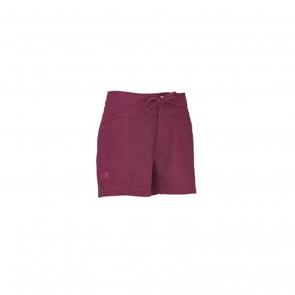 Women MILLET LD ROCK HEMP SHORT Red Outlet Store