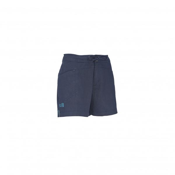 Women MILLET LD ROCK HEMP SHORT navy Outlet Store