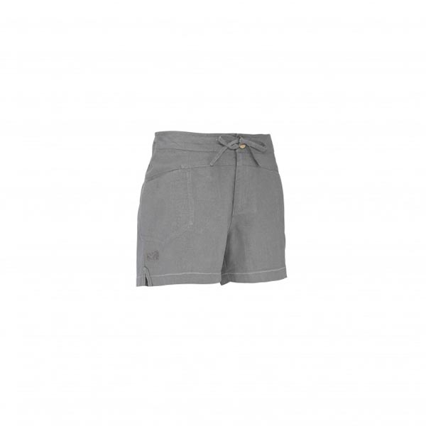 Women MILLET LD ROCK HEMP SHORT Grey Outlet Store
