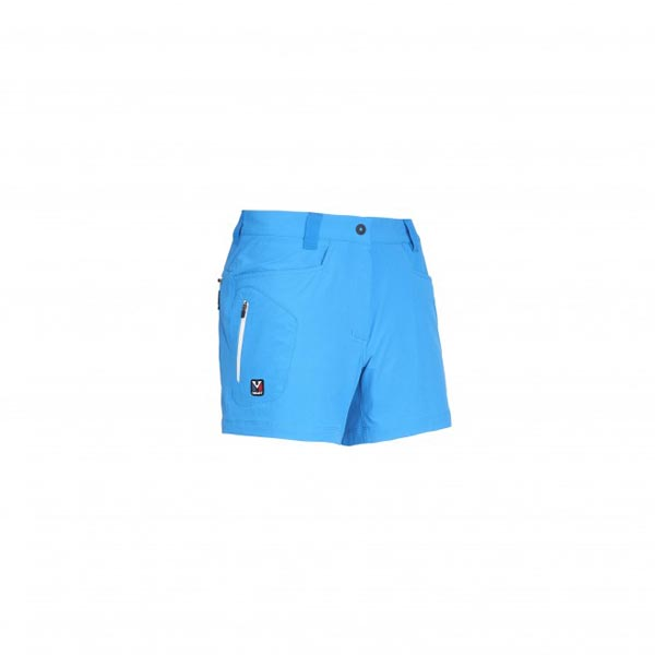 Women MILLET LD TRILOGY SHORT Blue Outlet Store