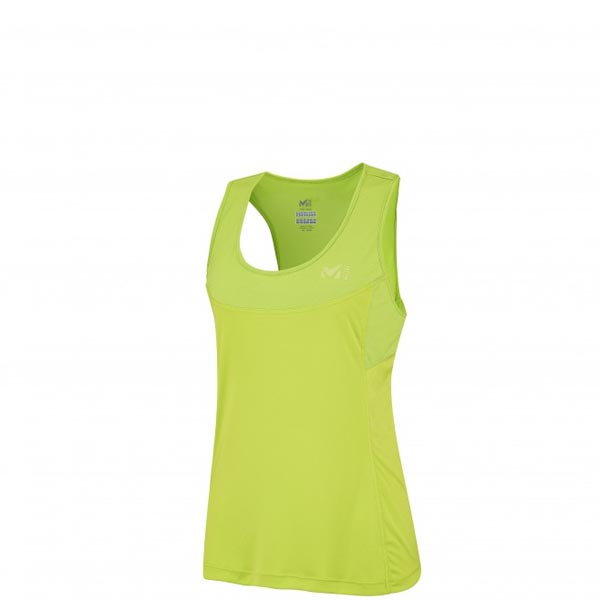 Women MILLET LD LTK INTENSE TANK Green Outlet Store