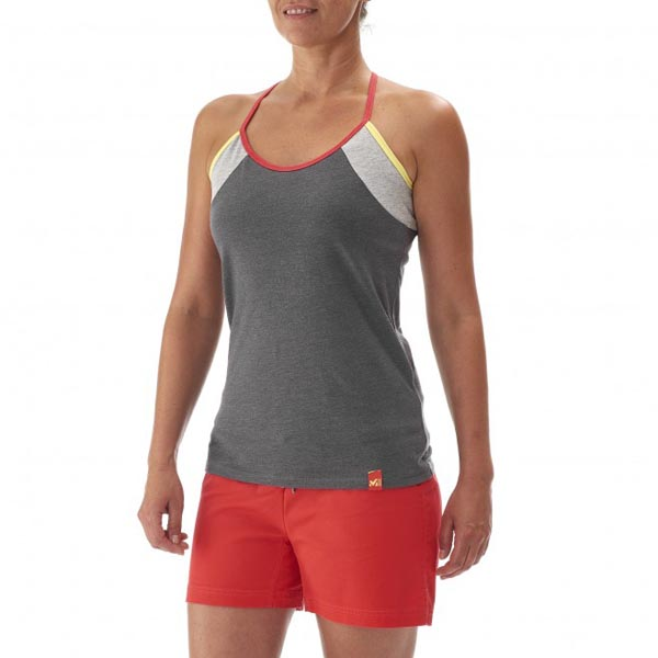 MILLET Climbing - Women\'s T-shirt - Grey On Sale