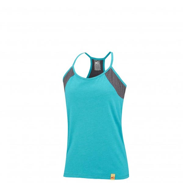 MILLET Climbing - Women's T-shirt - Blue On Sale