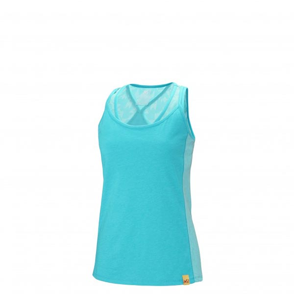 Women MILLET LD STONE TOP Blue Outlet Store
